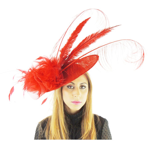 Angelo Fascinator Hat
