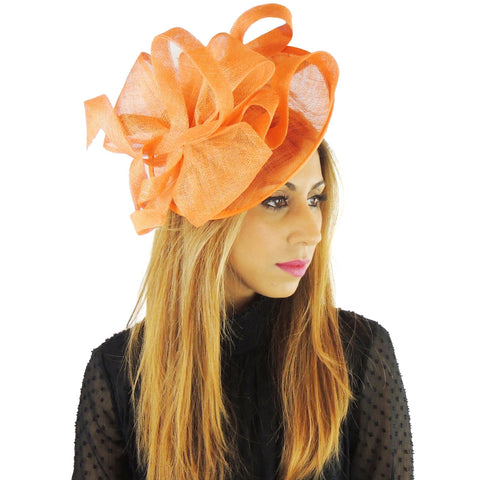 Flora Dora Fascinator Hat - Hats By Cressida