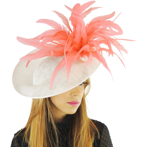 Lexi Fascinator Hat