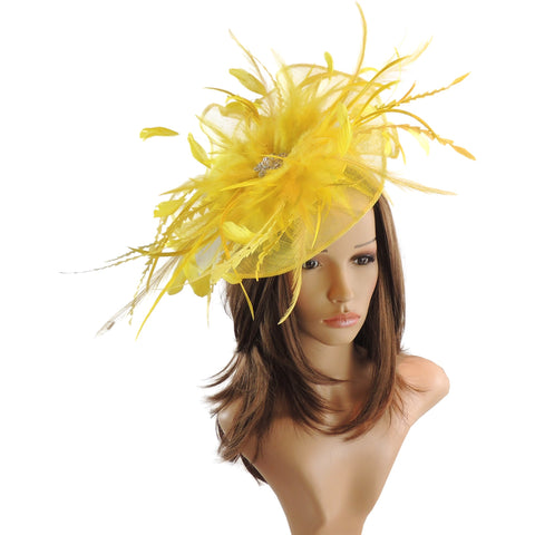 Small Petia Fascinator Hat