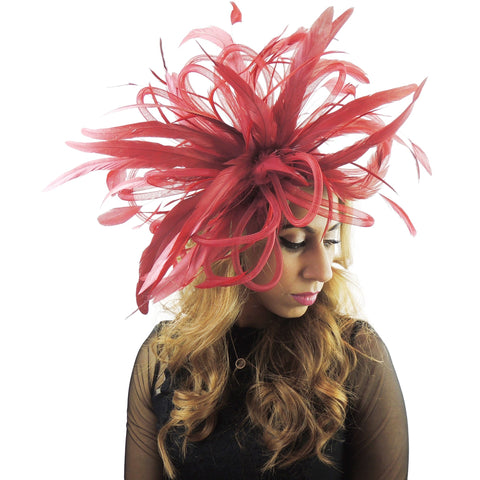 Devastator Fascinator Hat