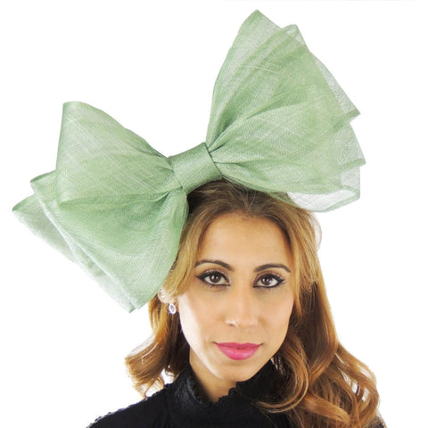 Cliverina Medium 12 Inch Bow - Hats By Cressida