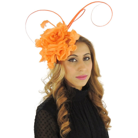 Queens Lace Fascinator Hat - Hats By Cressida