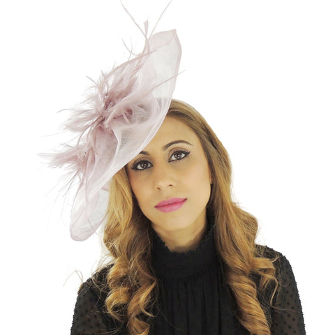 Large Petia Fascinator Hat