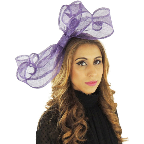 Jophiel Fascinator Hat - Hats By Cressida