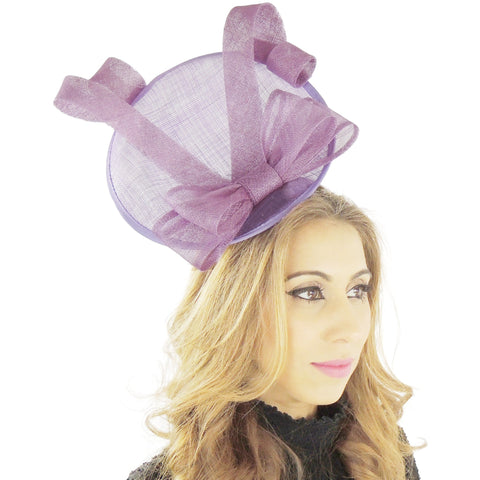 Evangeline Fascinator Hat