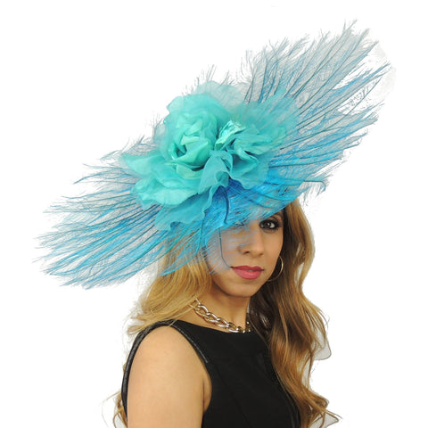 Angel`s Delight Fascinator Hat