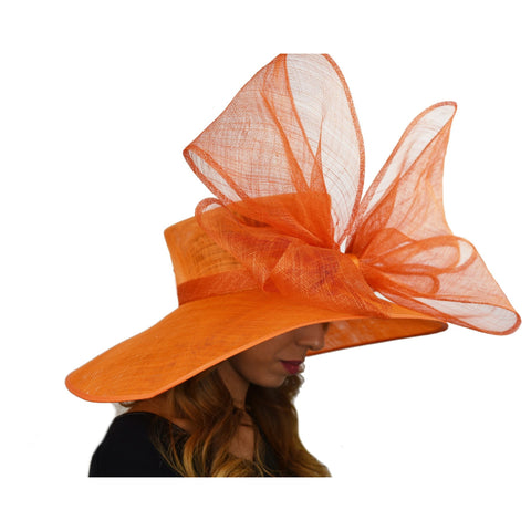 Crossbill Wedding & Ascot Hat