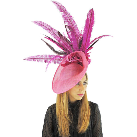 Caithness Fascinator Hat - Hats By Cressida