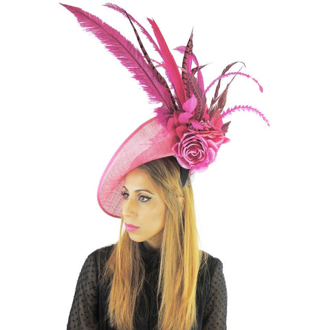 Muriel Fascinator Hat