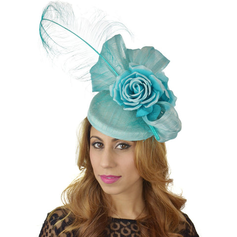 Khendhoo Silk Fascinator