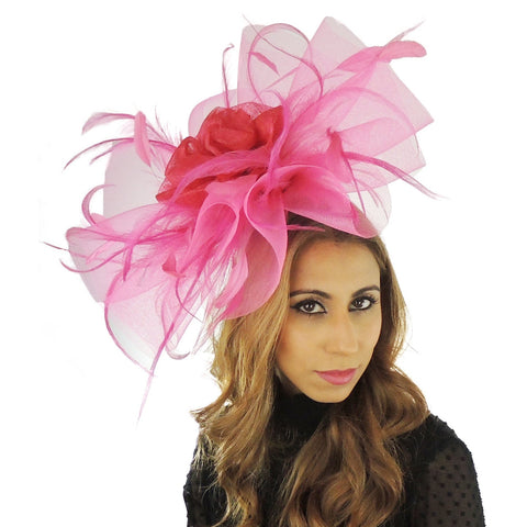 Mississippi Mud Pie Fascinator