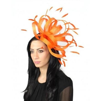 Persian Fascinator - Hats By Cressida