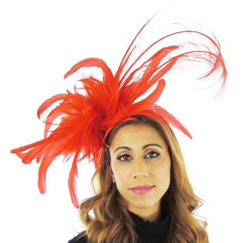 Sophie Fascinator - Hats By Cressida
