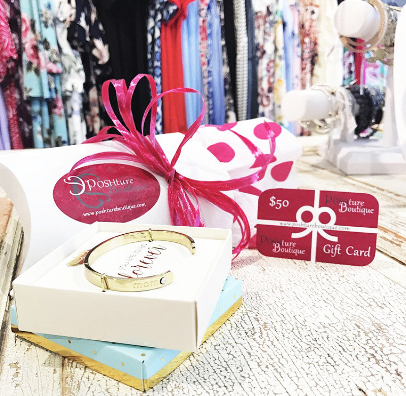 Poshture Boutique Gift Card Giveaway
