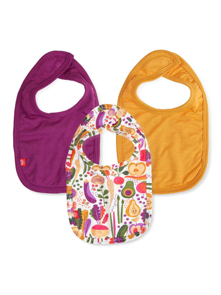 Magnetic Me Homegrown Modal Bib Set
