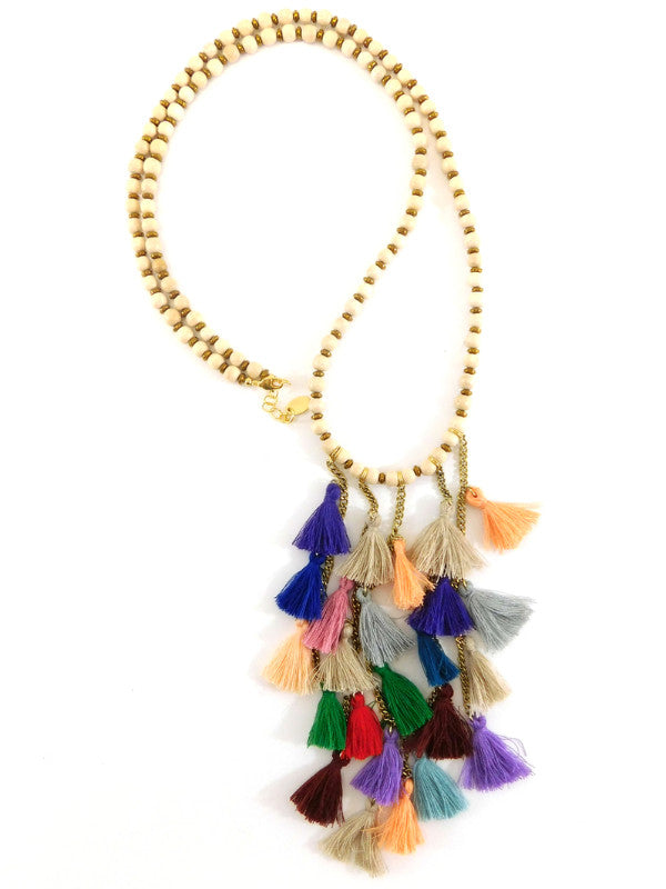 Bri Colorful Necklace