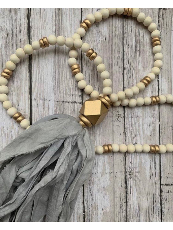 The Ashley Tassel Necklace
