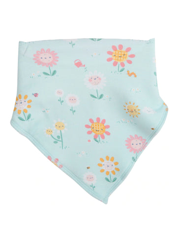 Angel Dear Hello Daisy Bandana Bib