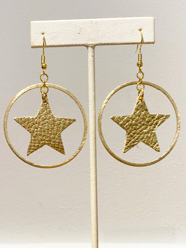 The Vega Star Earrings