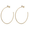 Shelia Fajl Briana Hoop Earrings