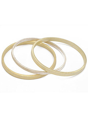 Shelia Fajl Flat Medium Bangle