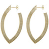 Shelia Fajl Smaller Alba Hoop Earrings