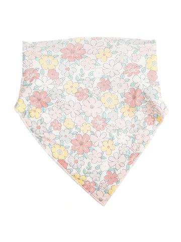 Angel Dear Sweet Ditsy Bandana Bib