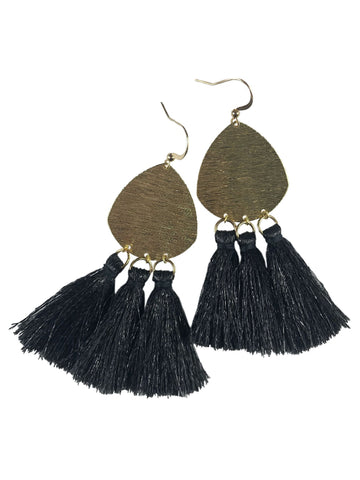 Zuri Tassel Earrings