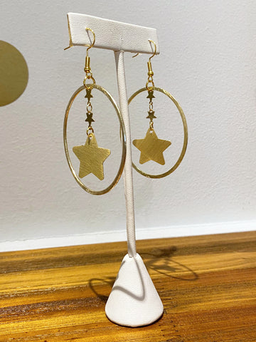 The Dusk Star Earrings