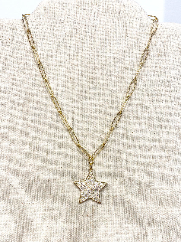 The Nix Star Necklace
