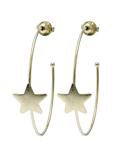 Shelia Fajl Ursa Star Hoops