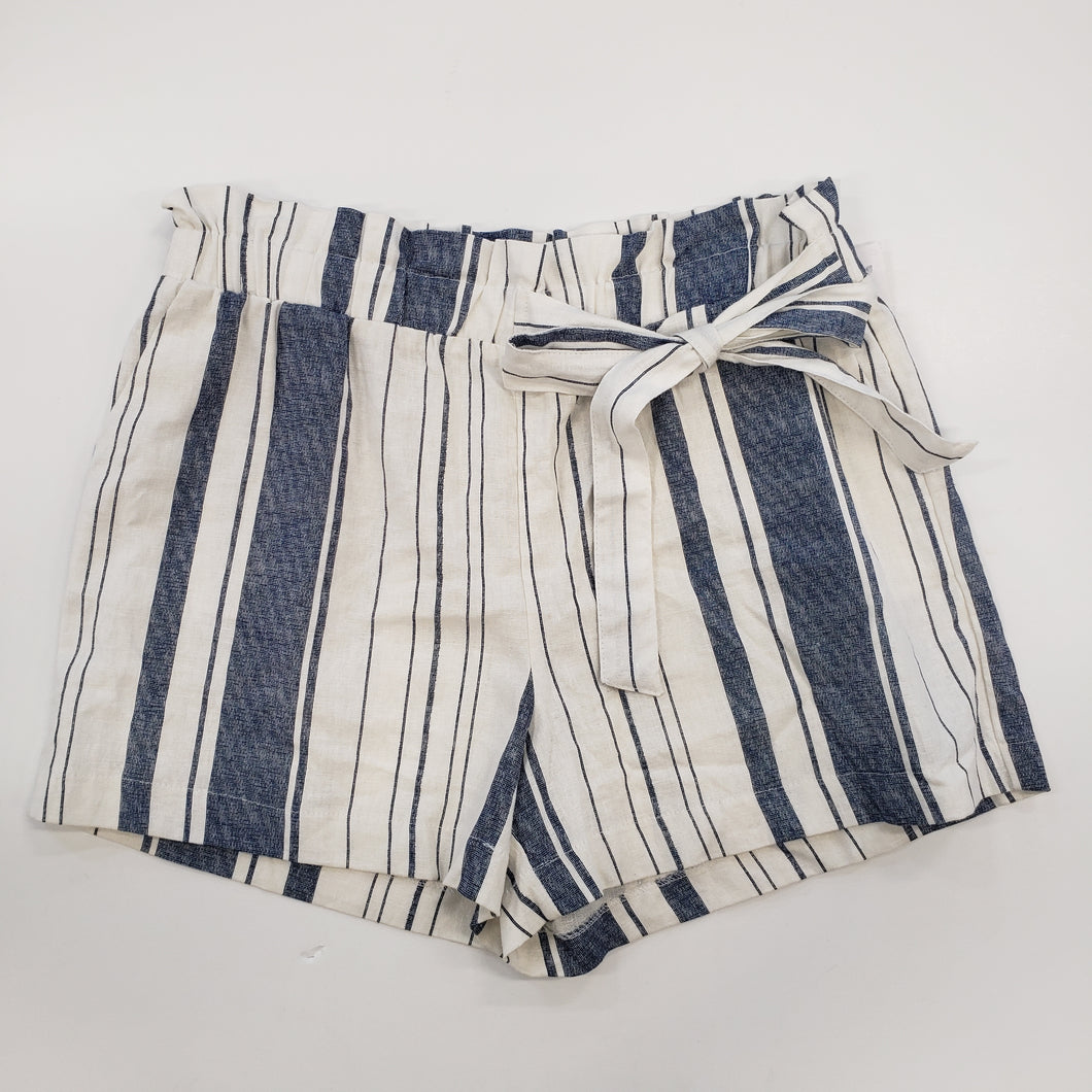 Striped Shorts Size Large