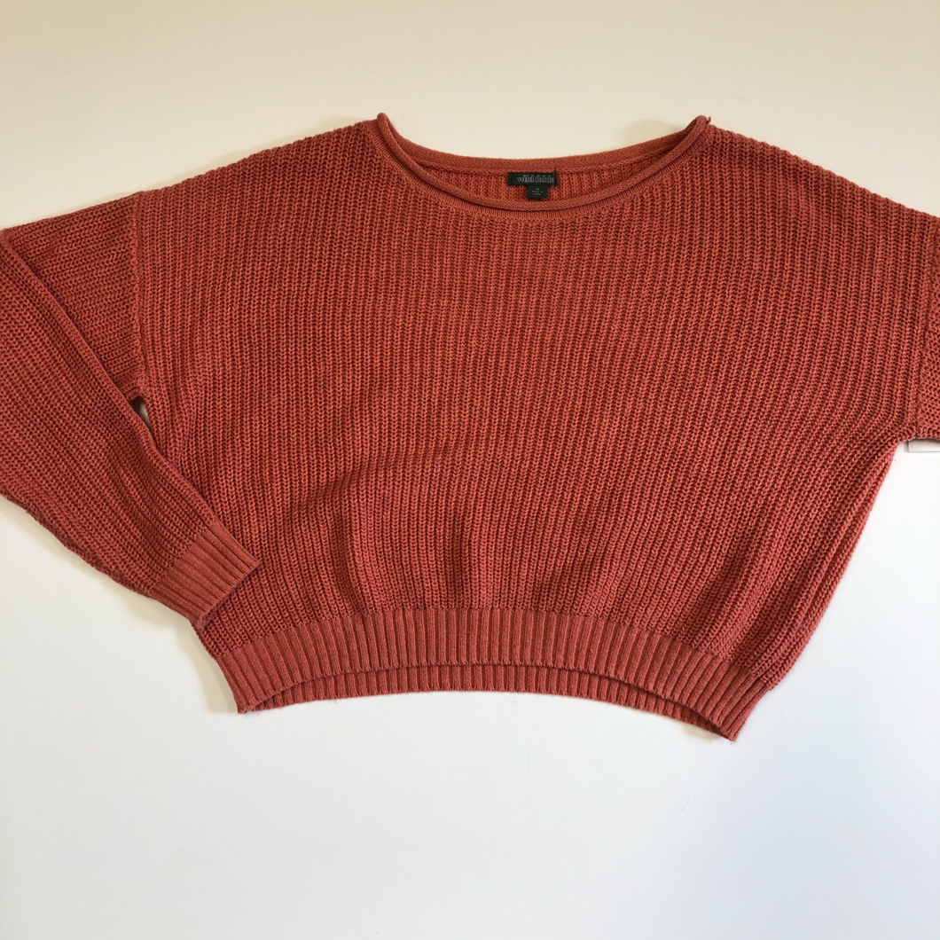 Wild Fable Sweater Size Medium