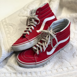 Vans Casual Shoes Womens 8.5 IG