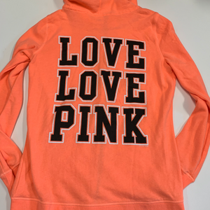 Pink By Victoria's Secret Sweatshirt Size Small