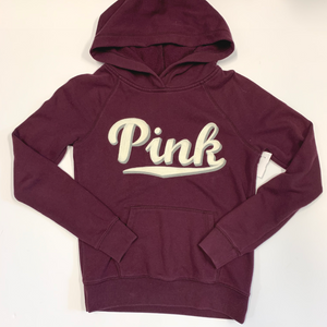 Pink By Victoria's Secret Sweatshirt Size Extra Small