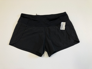 Lulu Lemon Athletic Shorts Size Medium