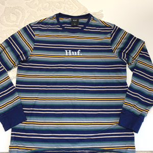 Huf Long Sleeve Top Size Large