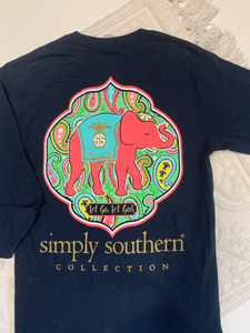 Simply Southern Long Sleeve T-Shirt Size Small