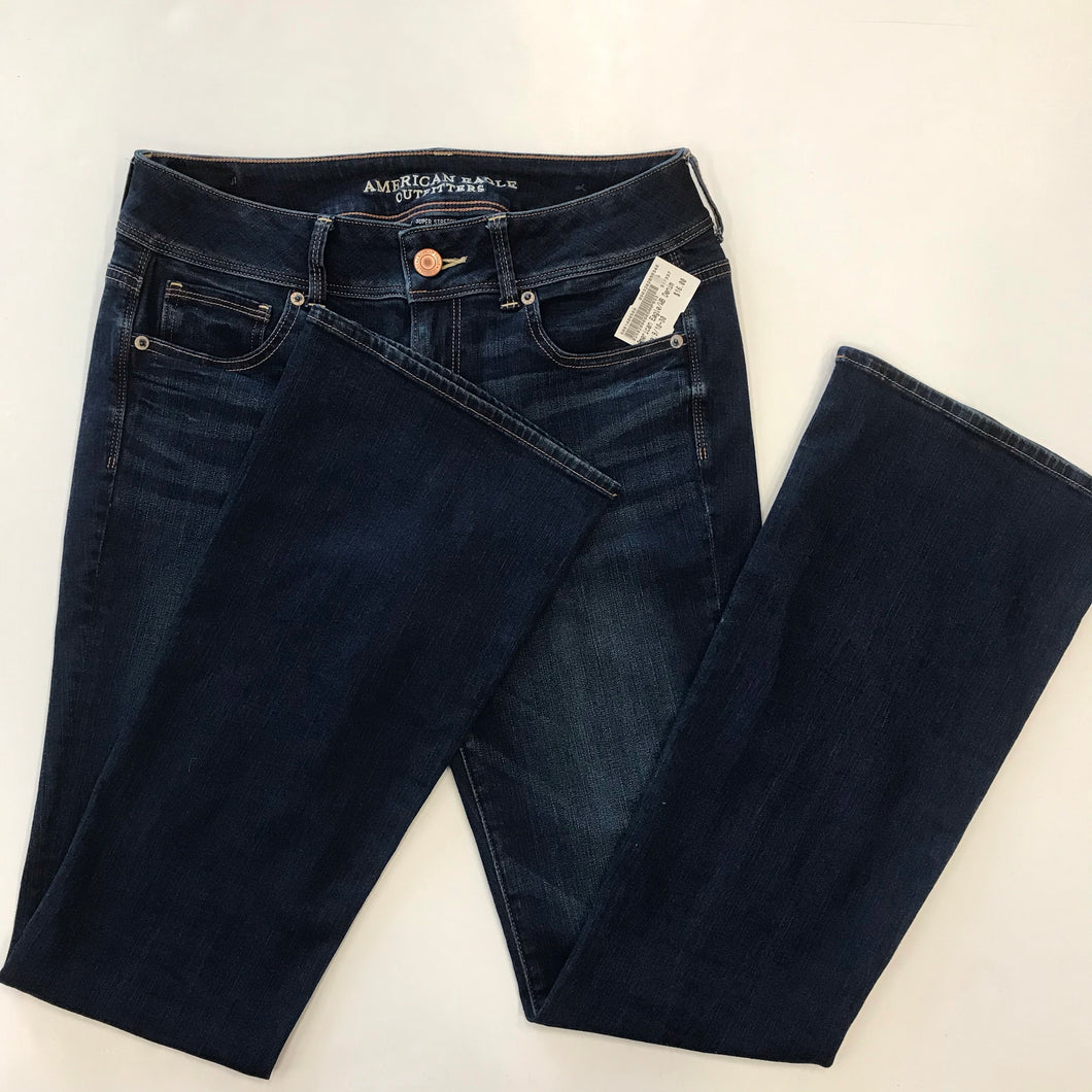 American Eagle Flare Denim Size 9/10