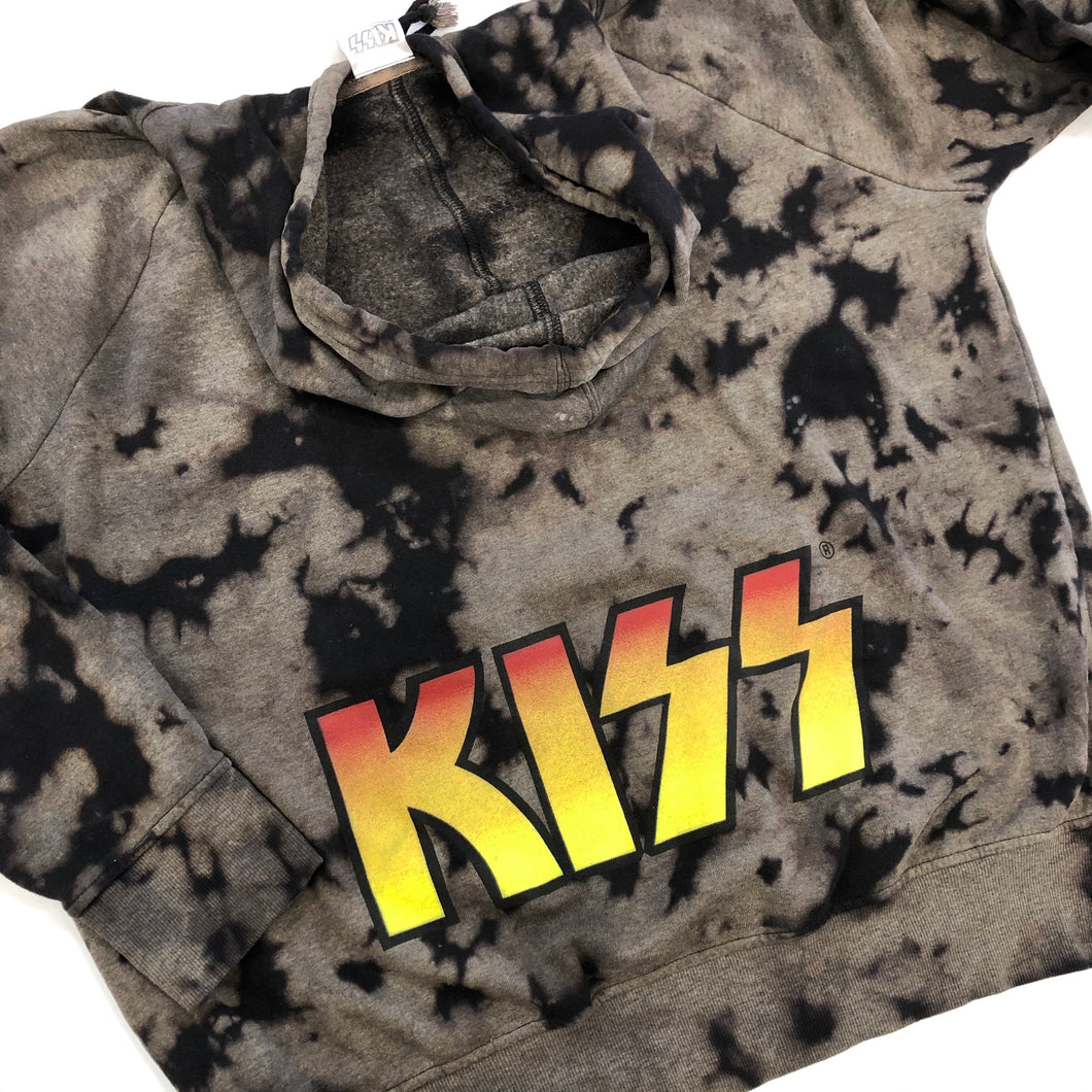 KISS hoodie size large