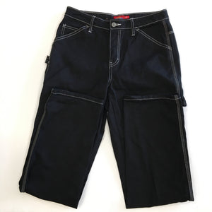 Dickies Womens Cargo Pants Size 3/4