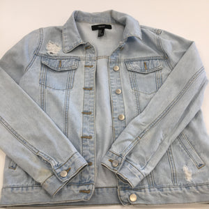 Denim Jacket Size Medium