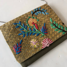 Load image into Gallery viewer, Basket Woven Crossbody