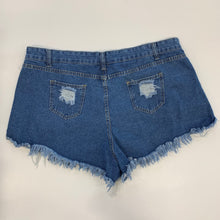 Load image into Gallery viewer, Denim shorts 3X