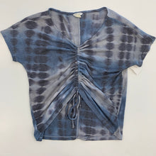 Load image into Gallery viewer, Aeropostale tie dye top XS