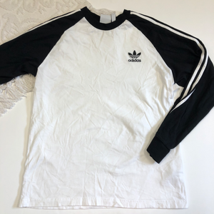 Adidas Long Sleeve Top Size Large