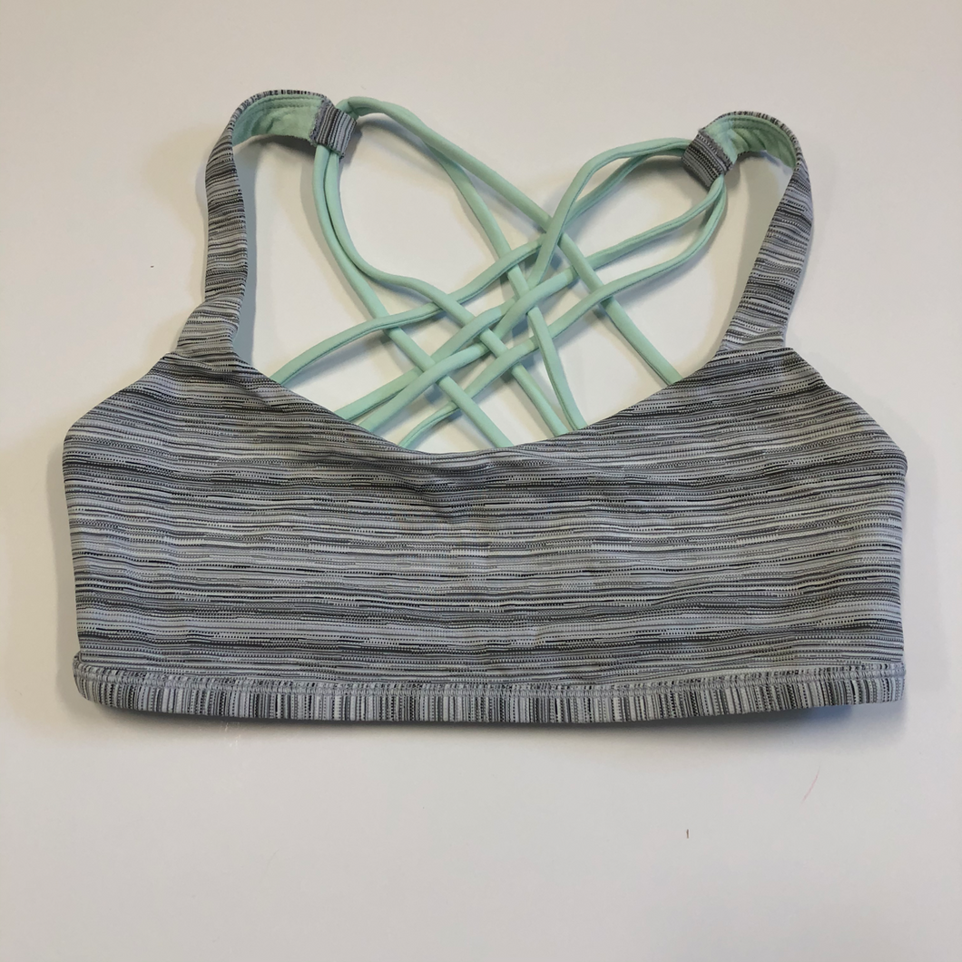 Lulu Lemon Sports Bra Size Medium