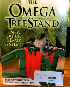 The Omega Tree Stand